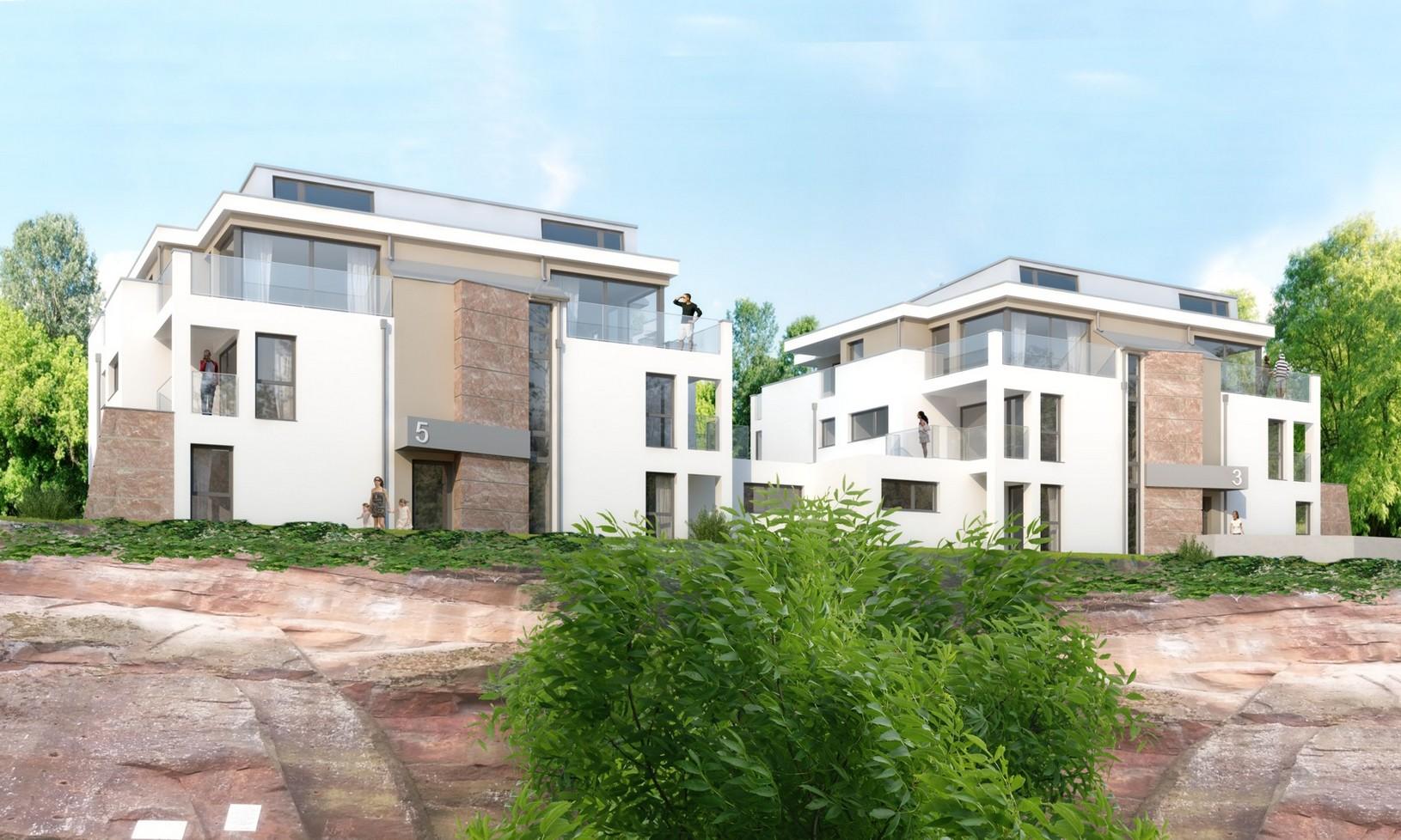 Architekt Bad Dürkheim wohnanlagen